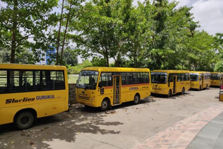 Gurukul Central Academy-Transport