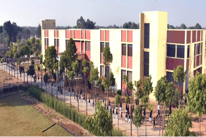 Gyanodaya Public School-School Building