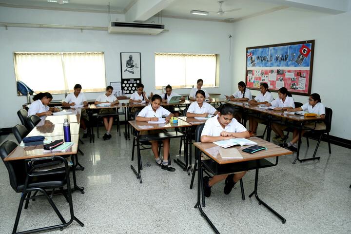 Heritage Girls School-Classroom