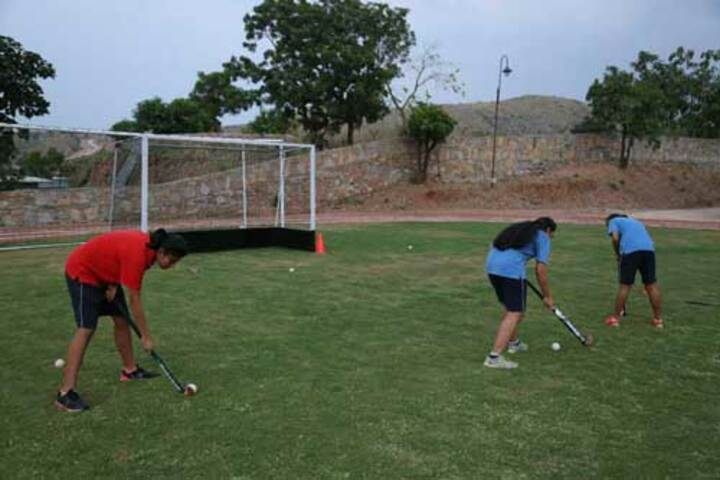 Heritage Girls School-Hockey
