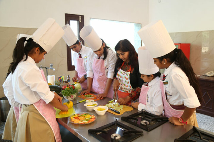 Heritage Girls School-Home Science