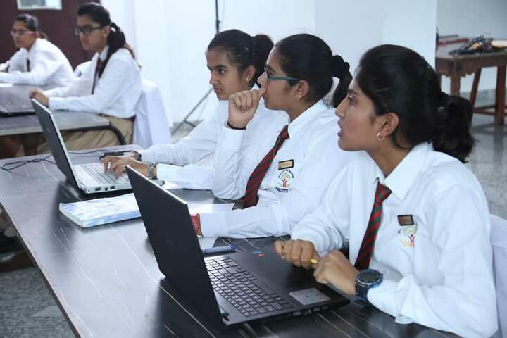 Heritage Girls School-IT Lab
