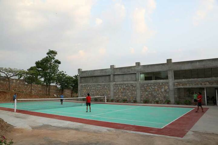 Heritage Girls School-Lawn Tennis