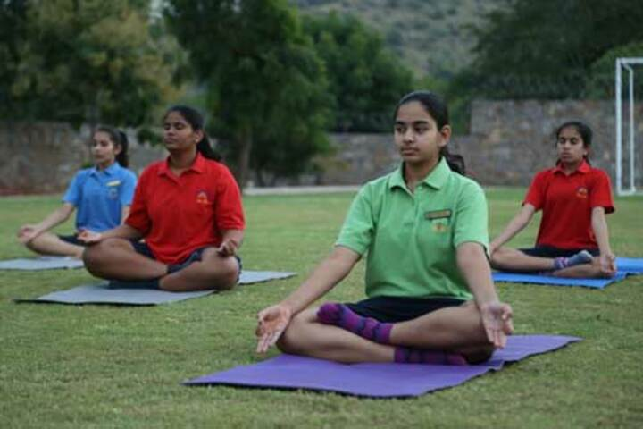 Heritage Girls School-Yoga