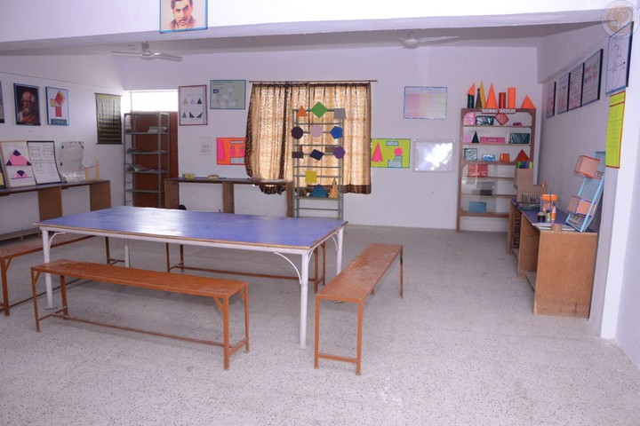 Hukum Chand Public School-Maths Lab