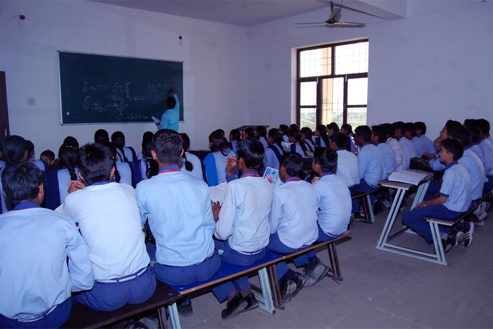 Ideal Public Senior Secondary School-Classroom