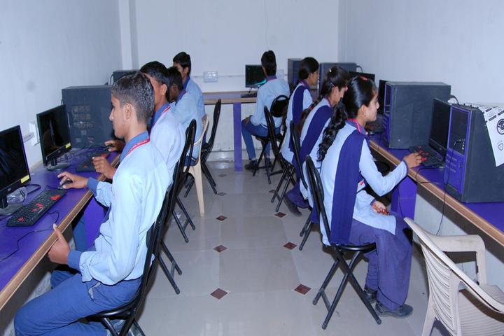 Ideal Public Senior Secondary School-Computer Lab