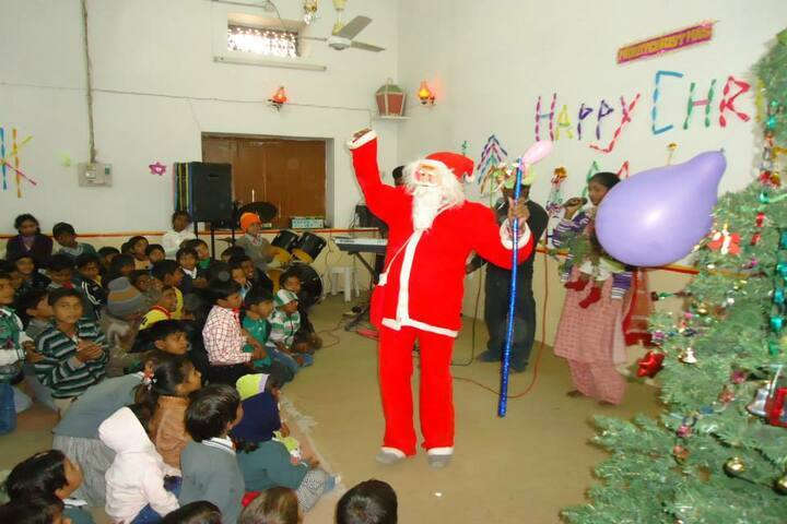 Immanuel Mission School-Christmas Celebrations