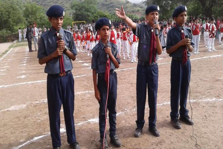 Immanuel Mission School-Scouts and Guide