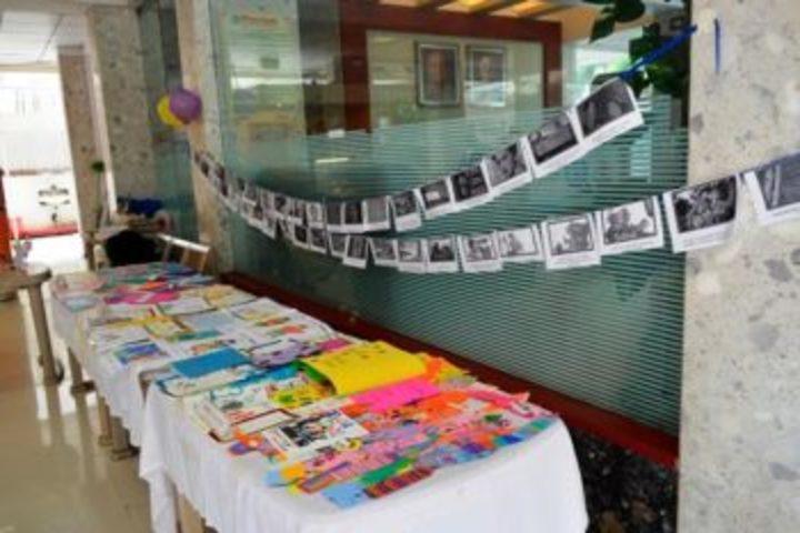 Panbai International School-Book Fair