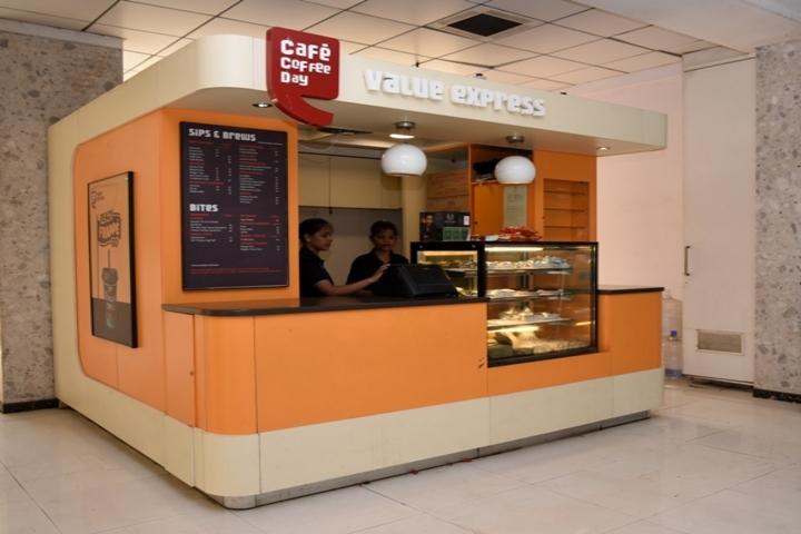 Panbai International School-Cafeteria