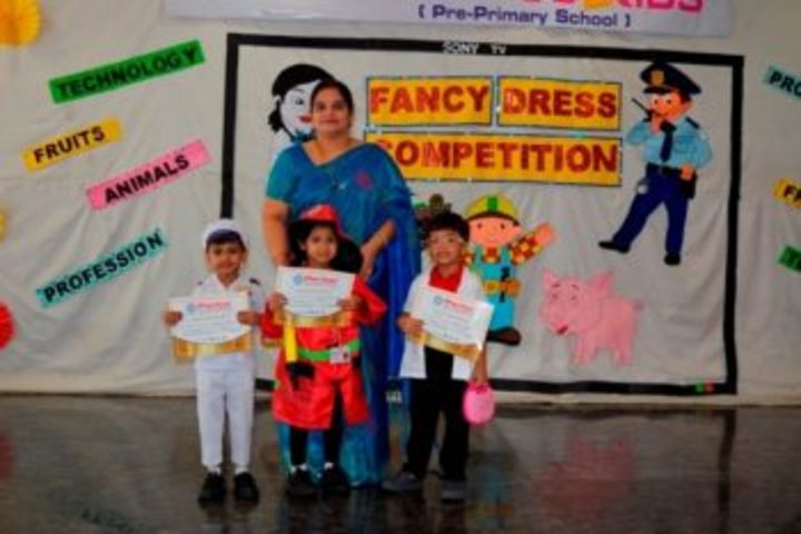 Panbai International School-Fancy Dress Competition