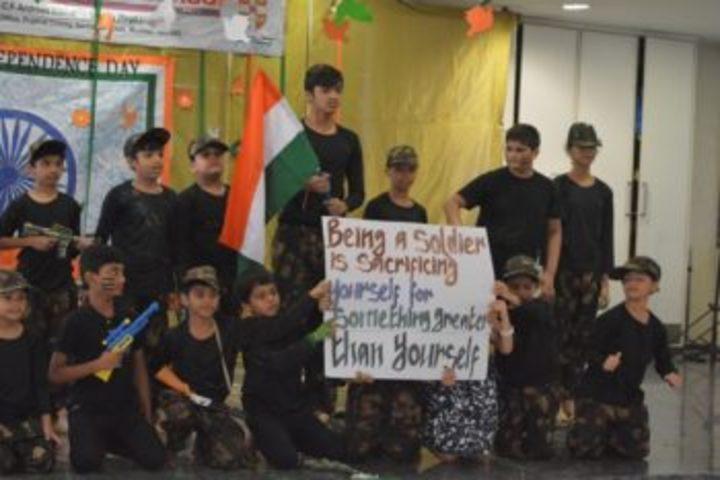 Panbai International School-Republic Day