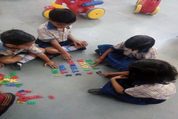 India Overseas School-Activity