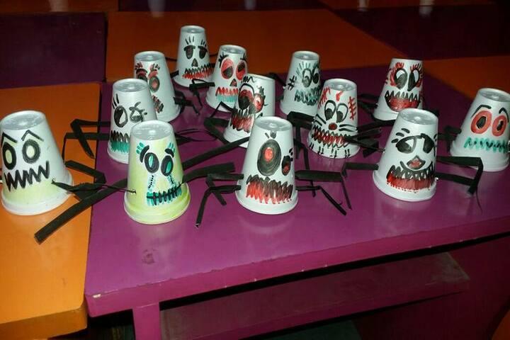 India Overseas School-Art and craft