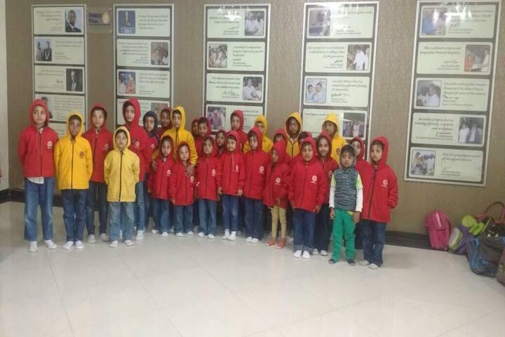 India Overseas School-Educational Tour