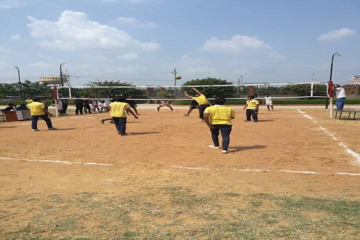 India Overseas School-Sports