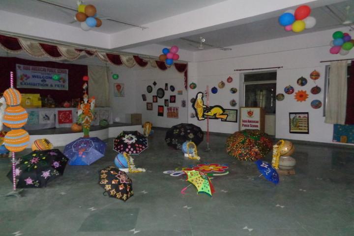Indo American Public School-Art