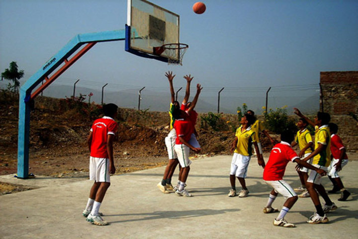Indo American Public School-Basket Ball