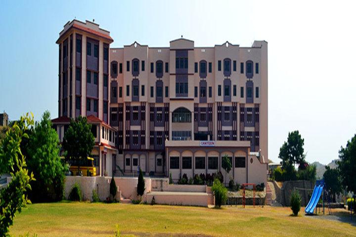 Indo American Public School-Building