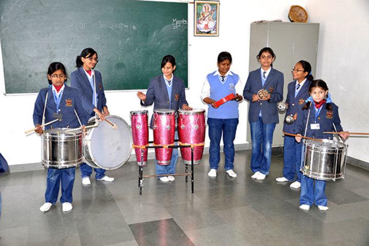 Indo American Public School-Music Room