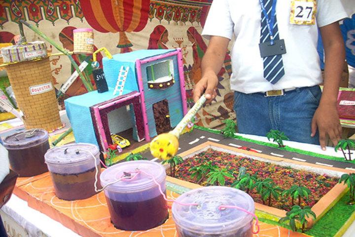 Indo American Public School-Science Exhibition
