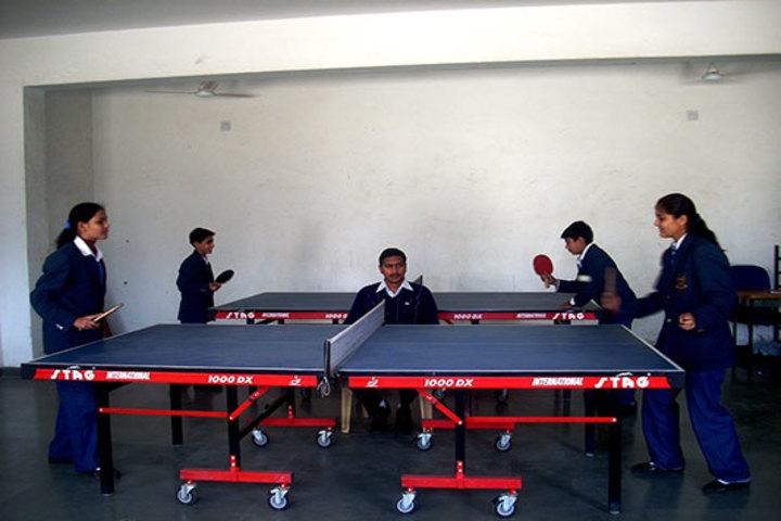 Indo American Public School-Tennis