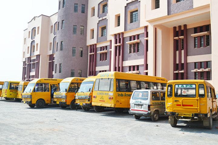 Indo American Public School-Transport