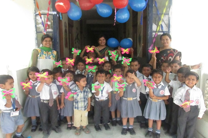 Indo Bharat International School-Class Activity