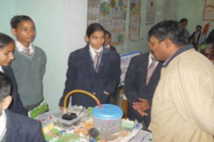 Indo Bharat International School-Science Exhibition