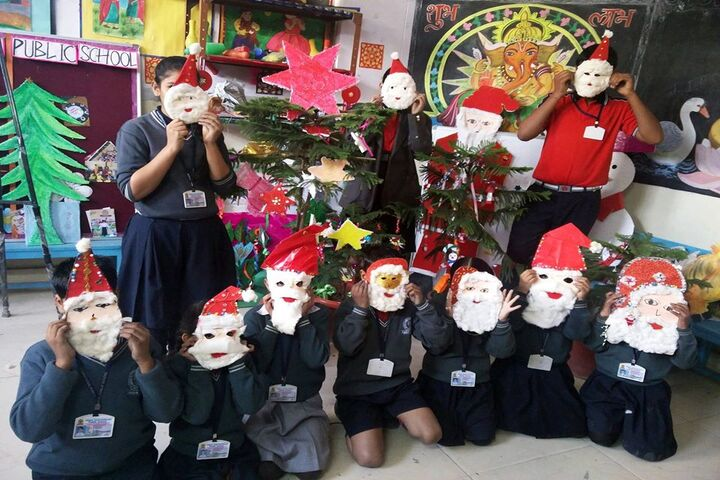 Jaipur International Public School-Christmas Celebration