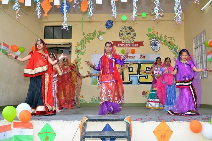 Jaipur International Public School-Dance
