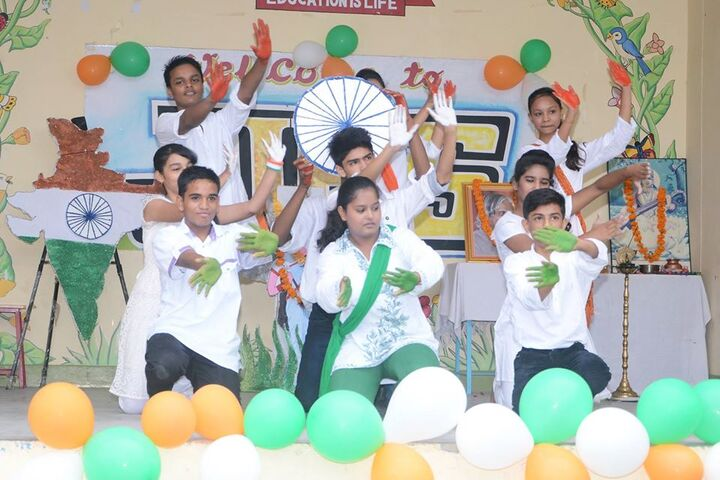 Jaipur International Public School-Independence Day