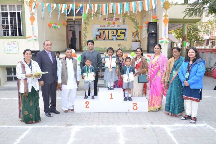 Jaipur International Public School-Republic Day Celebration
