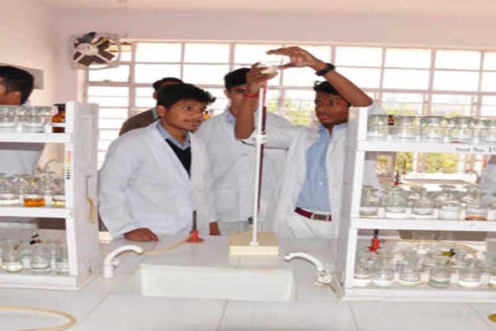 Jaipur School-Biology lab