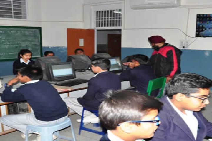 Jaipur School-Computer Lab