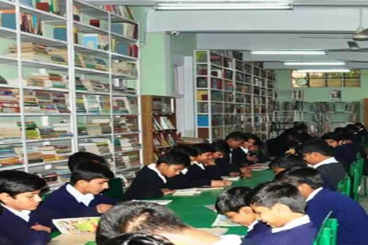 Jaipur School-Library