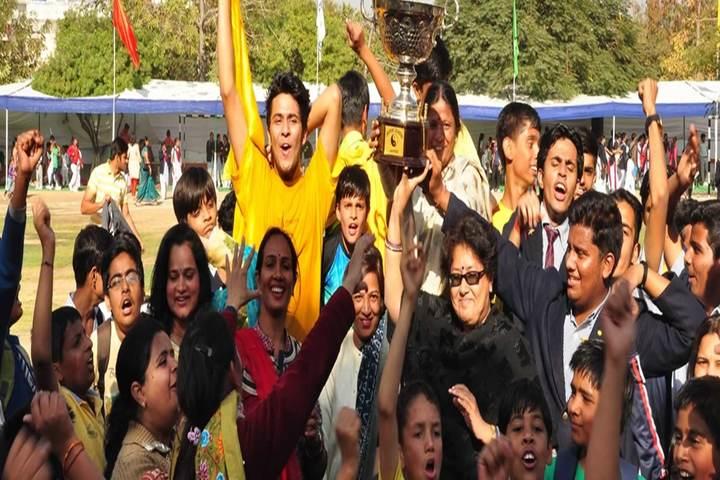 Jaipur School-Sports day Winner