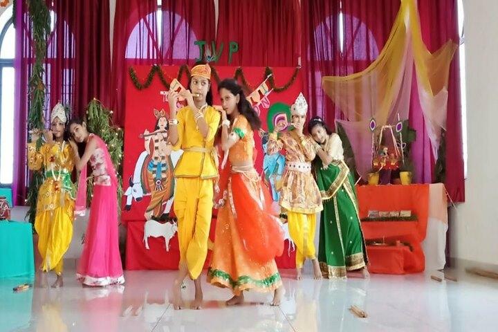 Jamna Vidyapeeth-Janamastami Celebrations