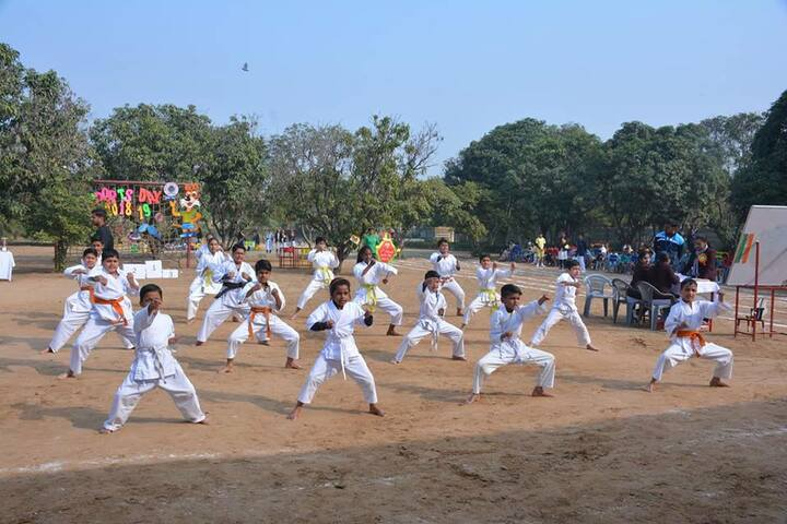 Jamna Vidyapeeth-Karate