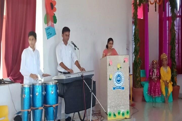 Jamna Vidyapeeth-Music