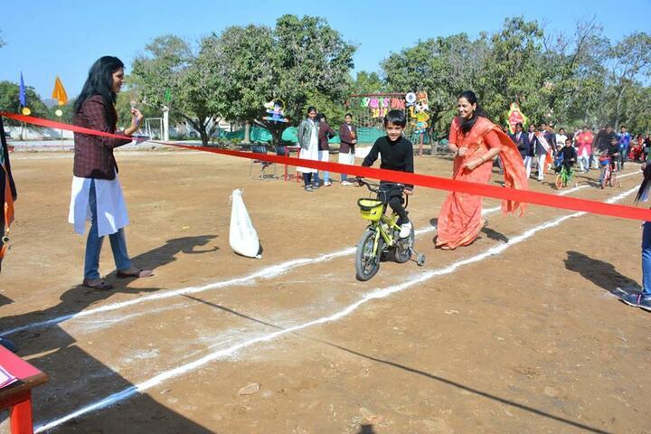Jamna Vidyapeeth-Sports Day