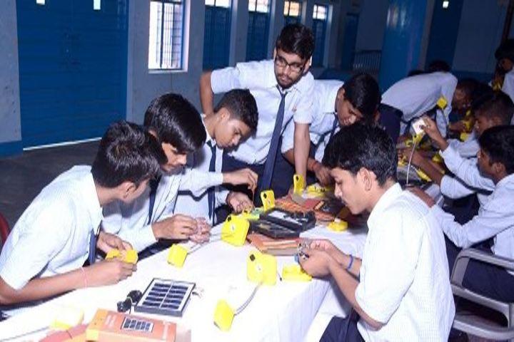 Jawahar Navodaya Vidyalaya-Robotics Labs