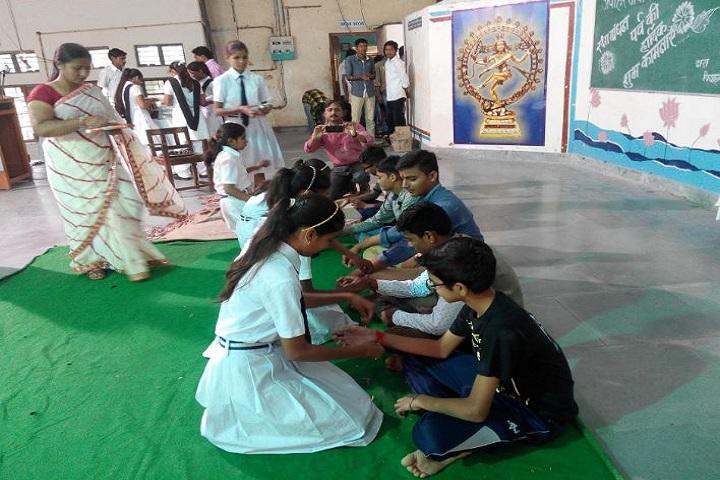 Jawahar Navodaya Vidyalaya-Rakshabandhan