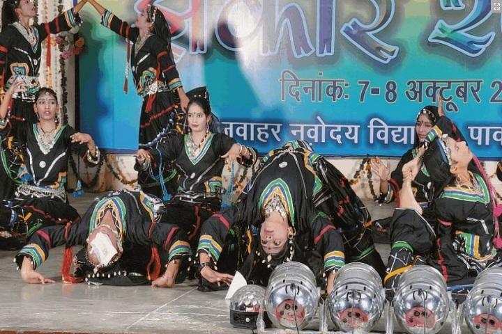 Jawahar Navodaya Vidyalaya-Culturals