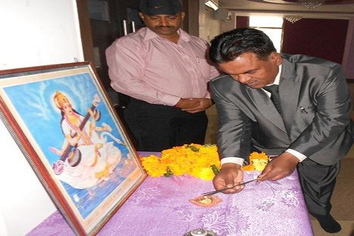 Jawahar Navodaya Vidyalaya-Performing pooja