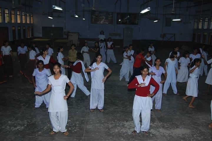 Jawahar Navodaya Vidyalaya-Dance Room