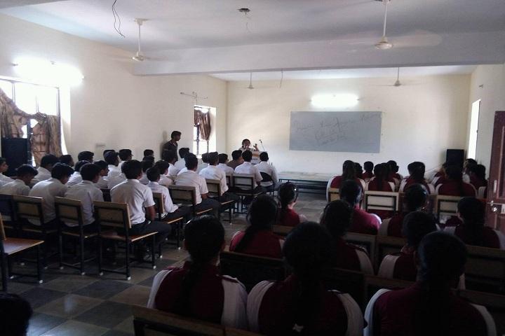 Jesus and Mary Senior Secondary School-Classroom