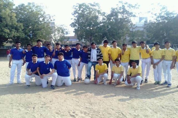 Jesus and Mary Senior Secondary School-Sports Champions