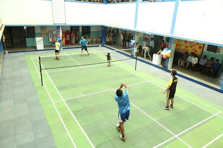 Jhunjhunu Academy-Indoor Games